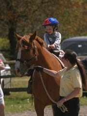 """Lord Stirling Stable in the Basking Ridge section of Bernards will offer """"Pony Pals"""" introductory programs to children and their parents on Saturday, July 7."""