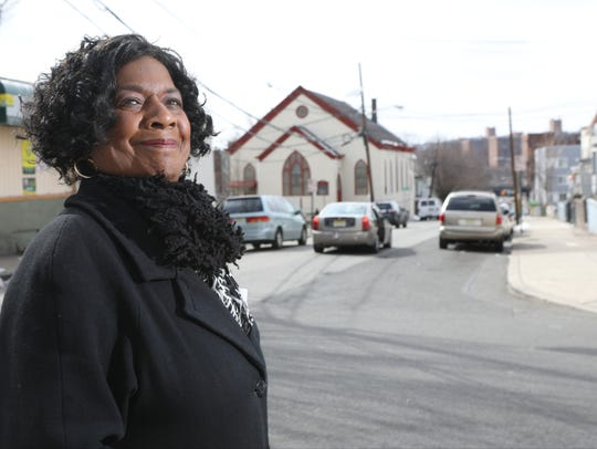 Ruby Cotton said she hopes to remain as Paterson's