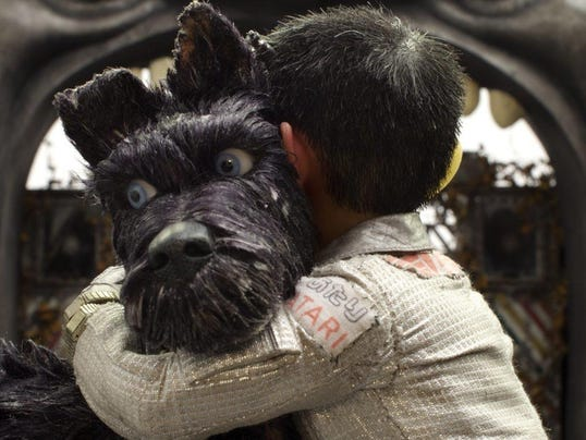 Film Review Isle of Dogs (4)