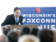 Foxconn lands another building -- and vows to move people in -- as the company continues its Wisconsin rollout