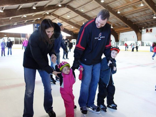 Roselle: 'Lace Up Your Skates' event March 5 at Warinanco Skating Center PHOTO CAPTION