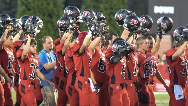 Pisgah is at home Friday against North Henderson.