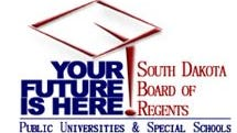 The S.D. Board of Regents logo