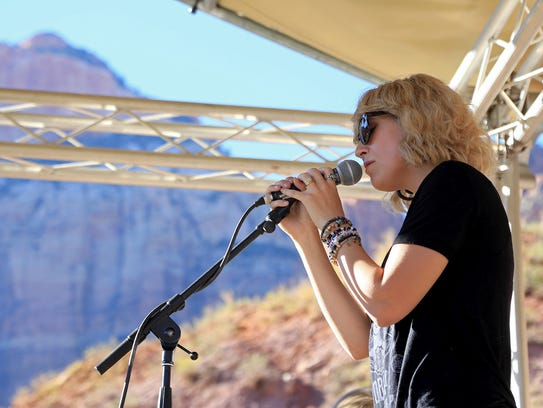 Lottie (formerly Both Crows) at the Zion Canyon Music