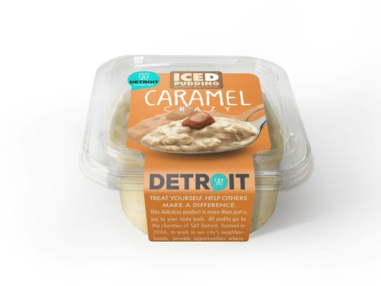 Iced Pudding (Gourmet Rice Pudding) from Detroit Water