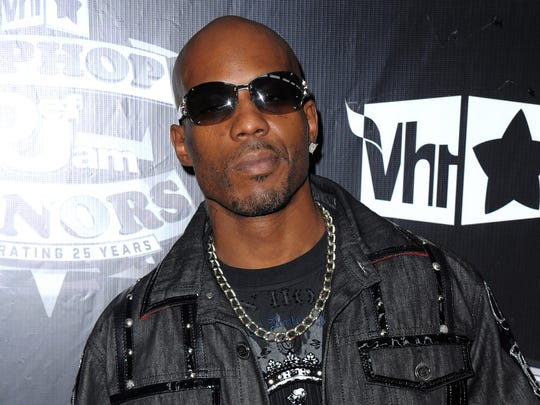 DMX FILE - In this Sept. 23, 2009 photo, DMX arrives at the 2009 VH1 Hip Hop Honors at the Brooklyn Academy of Music, in New York. An attorney for DMX said the rapper has recovered after police officers resuscitated him outside a hotel in Yonkers, N.Y. (AP Photo/Peter Kramer, File)