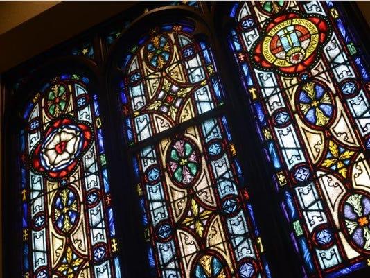 Trinity Church Window