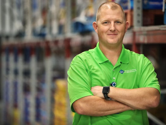Charles Dodge is the General Manager of Sam's Club's