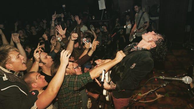 Philly rockers Beach Slang play Midtown venue Growlers on Friday night.
