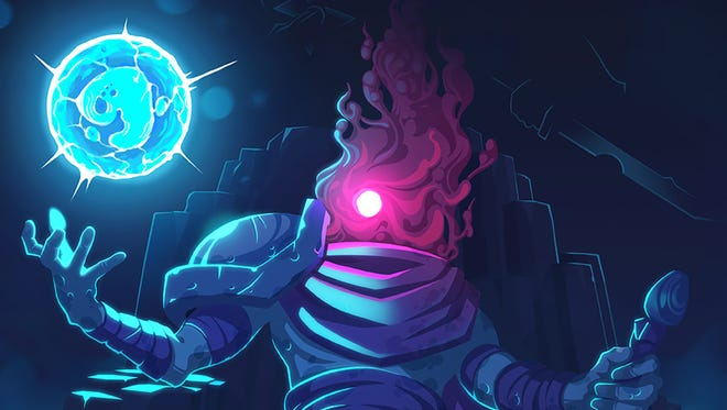 Dead Cells for PC, PS4, Switch and Xbox One.