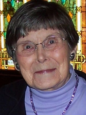 Jeanne Marie Grether, 93, passed from this life on January 24, 2015 after a full, memorable life.