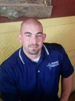 Jason Harris is the previously unidentified Good Samaritan who offered a blanked and comfort to a surviving passenger in a fatal auto accident on Dec. 11.
