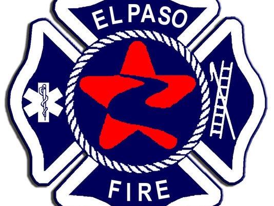 El Paso Fire Department Logo
