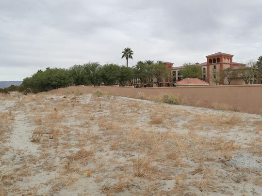 A vacant parcel of land adjacent to the Shadow Ridge Golf Resort on Monterey Ave recently sold and may be developed in Palm Desert.