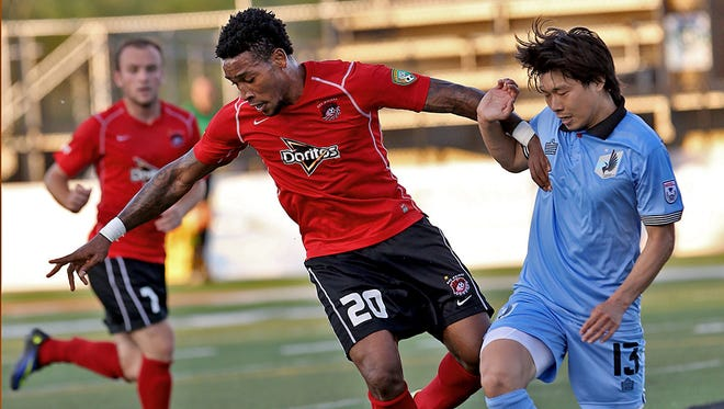 Nico Wright and his Des Moines Menace teammates will not be traveling to Chicago on Tuesday after the scheduled match was postponed.