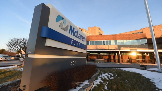 """Flint McLaren Medical Center and the Genesee County Health Department have been ordered to take """"immediate corrective action"""" to reduce the risk of bacteria that may have contributed to an outbreak last year of Legionnaires' disease."""