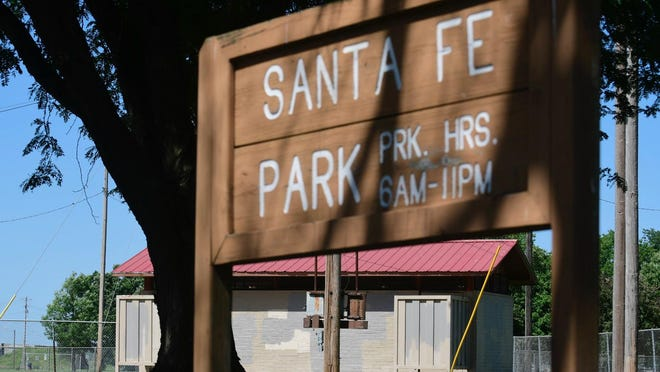 Topeka police are investigating an incident of racially charged vandalism and graffiti at Santa Fe Park in the city's Oakland neighborhood. According to news reports, the vandalism included racial slurs, white power slogans, swastikas and expletives denouncing the Black Lives Matter movement.