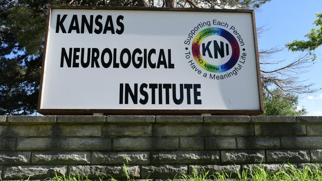 Kansas Neurological Institute has reported 12 new COVID-19 cases among its staff and residents.