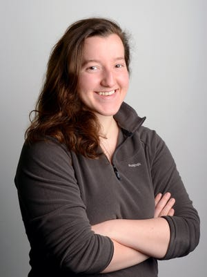Julia Nagy, staff photographer for the Lansing State Journal.