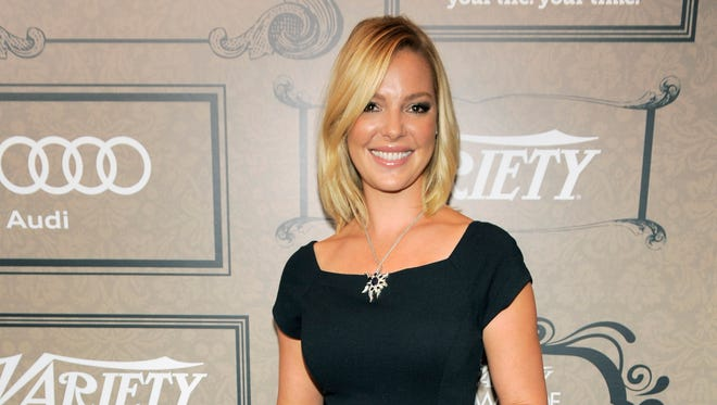 Former 'Grey's Anatomy' star Katherine Heigl is looking to star in a new NBC drama.
