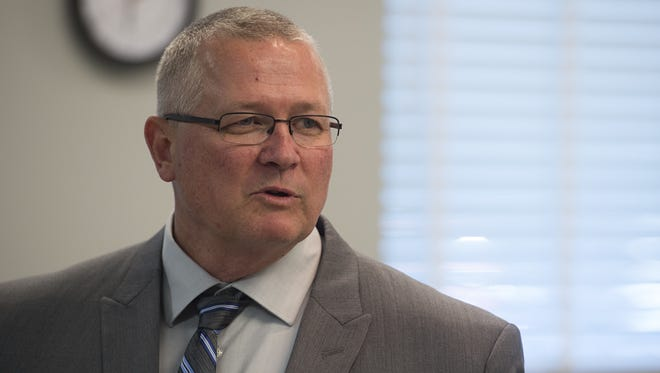 Rick Klimek, a lieutenant with the Windsor Police Department, will replace retiring Chief of Police John Michaels this month.