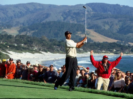 The greatest golf ever played: Tiger Woods and the 2000 U.S. Open