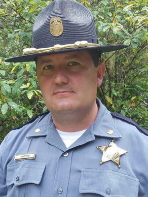 Major Travis Hampton was appointed superintendent of the Oregon State Police on June 23, 2016.