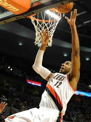 LaMarcus Aldridge and the surprising Blazers sit atop the Western Conference.