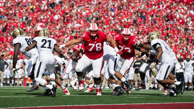 Tackle Rob Havenstein could be the type of versatile offensive lineman the Packers will be looking for later in the NFL draft.