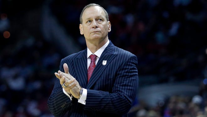 UL head coach Bob Marlin led the Ragin' Cajuns to the third-largest turnaround in program history and to the NCAA Tournament.