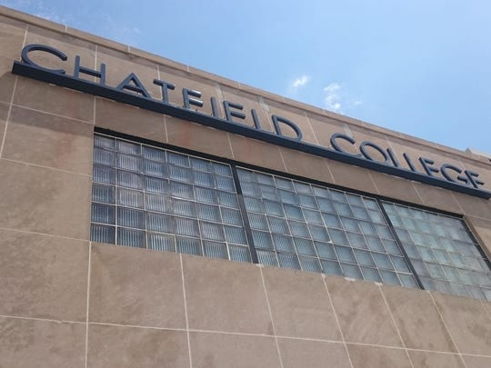 Chatfield College's branch in Over-the-Rhine