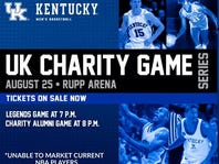 Win UK Legends & Charity Game Tickets
