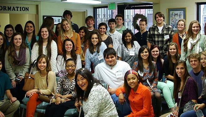 A former Junior Leadership class.