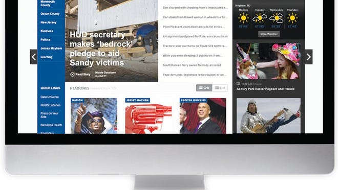APP.com has a new look, with a user-friendly design and plenty of new features.