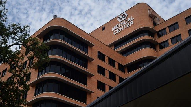 The Overton Brooks VA Medical Center in Shreveport.
