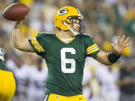 Former Wesley College star Joe Callahan is competing for a spot as the Eagles' third-string quarterback.