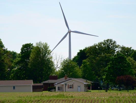 Reineke in favor of existing wind turbine setbacks