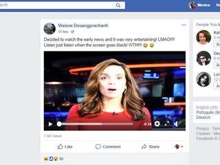 vulgar whisperer interrupts live kris 6 news broadcast