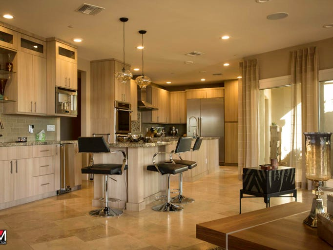 Luxury Home Features metro phoenix luxury homes: $2 million home has outdoor pizza oven