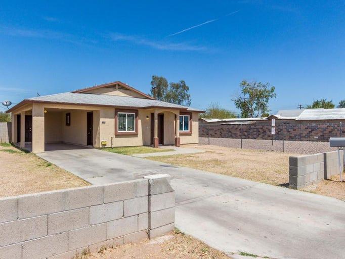 85034: The south Phoenix neighborhood surrounding Phoenix's