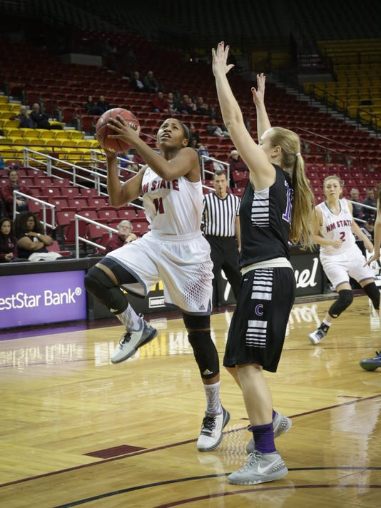 NMSU vs Grand Canyon Women's Basketball