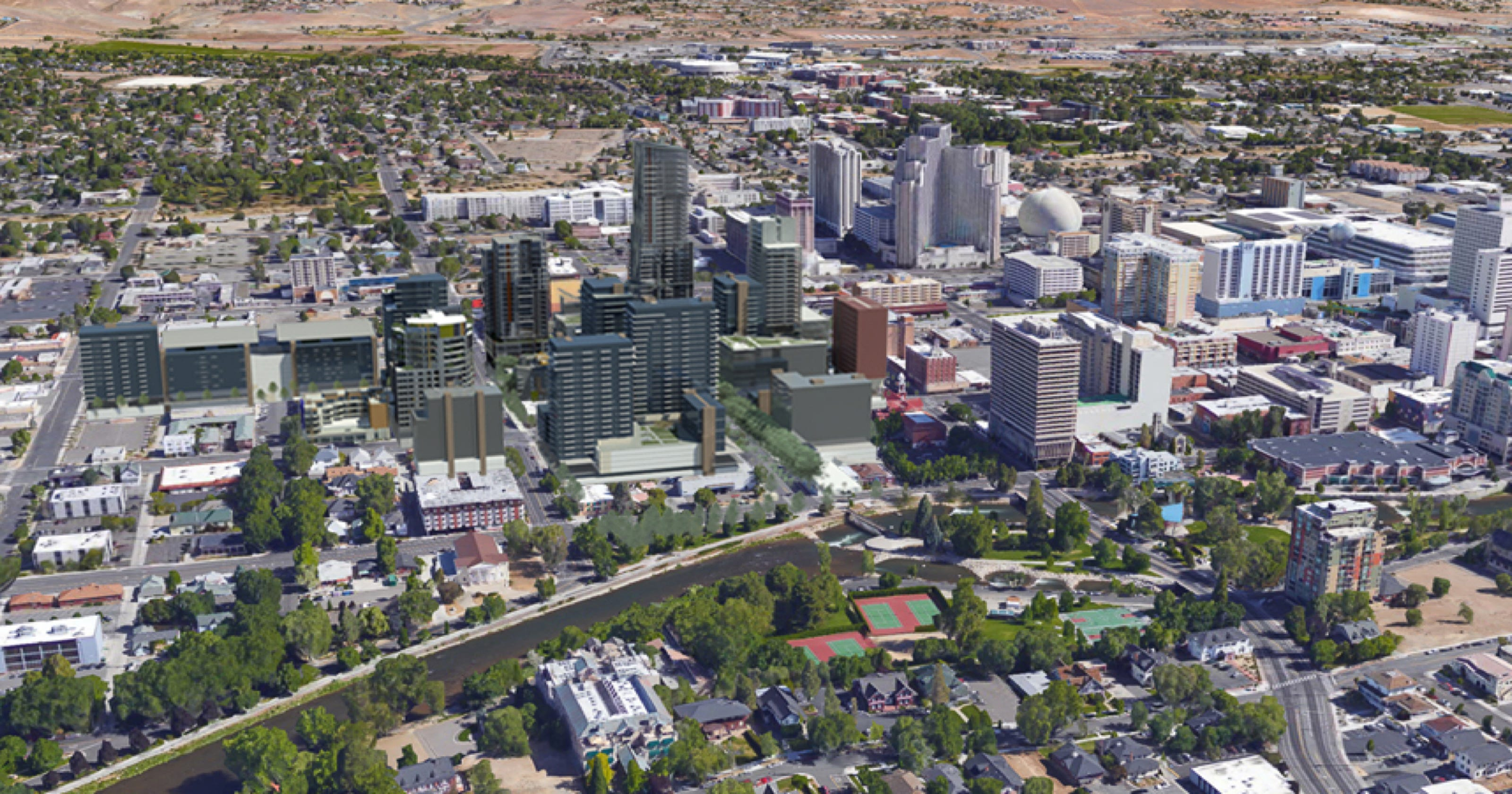 Developers to ask for $100 million tax subsidy to help