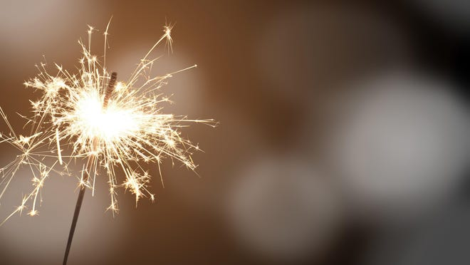 A U.S. Consumer Product Safety Commission report shows most fireworks injuries in young children come from sparklers.