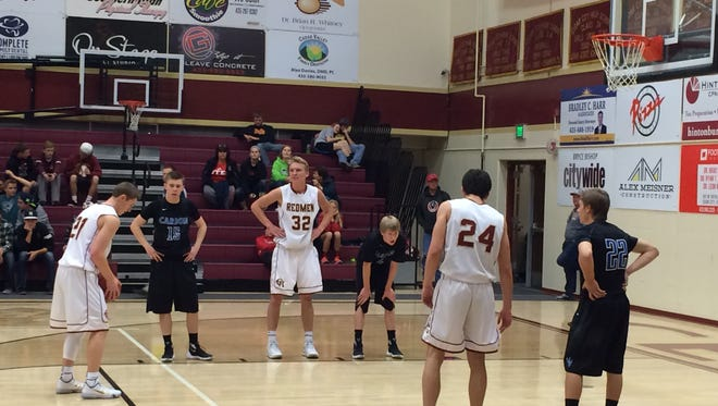 Cedar scored 29 points in the fourth quarter, but its comeback attempt fell short on the final day of the Steve Hodson Cancer Classic on Wednesday.