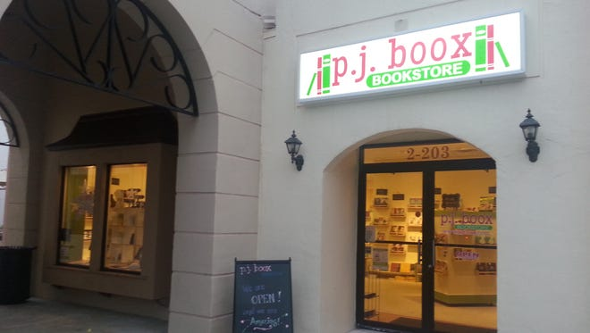 P.J. Boox is in Fort Myers and sell books by hundreds of independent and small press authors from 12 different countries.