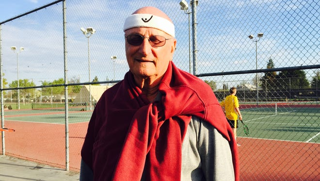 Dave House is the new Mt. Whitney boys tennis coach. He last coached the Pioneers in 1979.