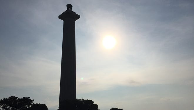 The Perry's Victory and International Peace Memorial is seeing a boost in Baby Boomers buying lifetime Senior Passes before the price jumps from $10 to $80 on August 28. Although the monument remains closed for renovation, the park office is open.