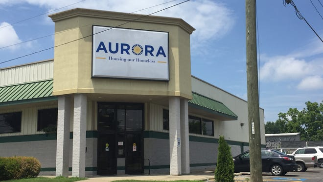 Aurora is one of the nonprofit organizations involved in fighting homelessness in the Evansville area.