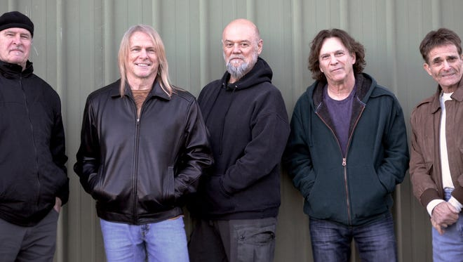 The Dixie Dregs will perform April 12 at Hoyt Sherman Place.