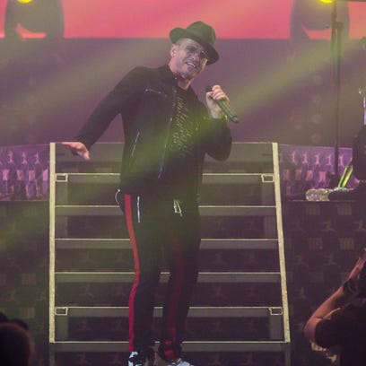 """TobyMac closes out his 2018 """"Hits Deep"""" tour with a"""